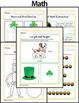 March Homework or School Activities-Kindergarten & First G