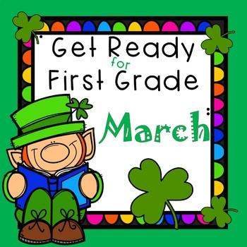 March Language Arts & Math Packet, Main Idea, Double Digit
