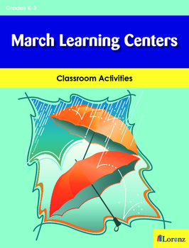 March Learning Centers