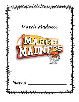 March Madness: Activities for your Classroom!