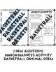 March Madness Basketball Activity Packet