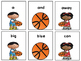 March Madness Basketball Dolch Words Game