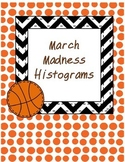 March Madness Basketball Histograms