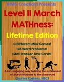 March MATHness-Level II: Utilizing March Madness to Engage