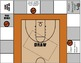March Madness Mixed Math Review:CCSS Basketball Theme