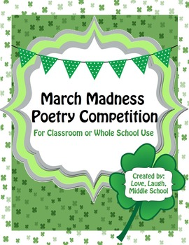March Madness Poetry Competition