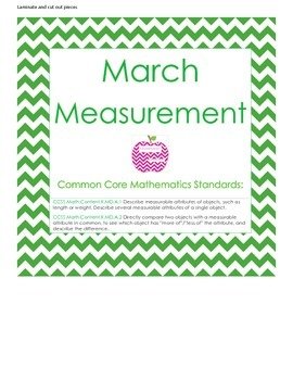 March Measurement