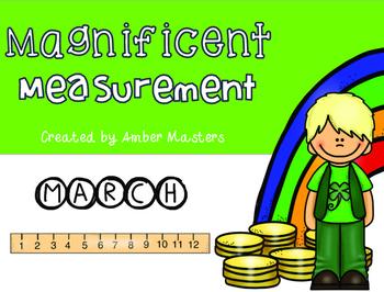 March Measurement Station