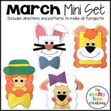 March Mini Set