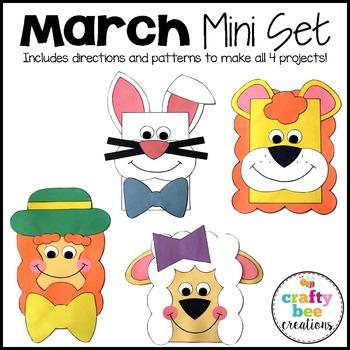 March Mini Set