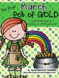 March POT of GOLD- No Prep Fun