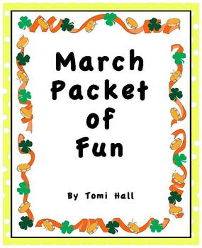 March Packet of Fun