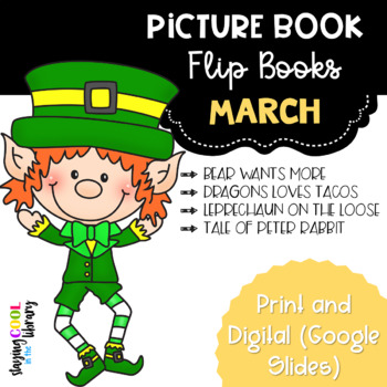 March Picture Book - Flip Book Set