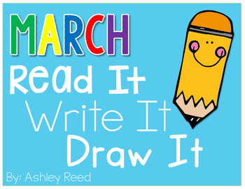 Daily Fluency for March
