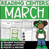 Reading Comprehension Passages - March Reading Unit