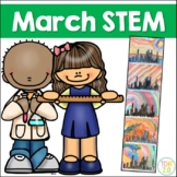 March STEM 12 Challenges St. Patrick's Day
