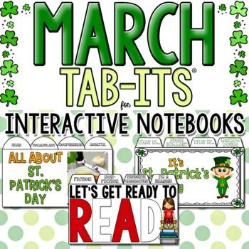 March Tab-Its