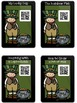 March Themed Stories {QR Codes & Hyperlinks} Scan or Click