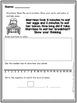April Word Problem Warm-Ups & Printables 1.OA.1