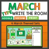 March Write the Room