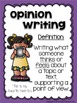 March Writing Prompts: Opinion, Informative, Narrative: 3-5