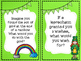 March Writing Task Cards