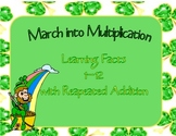 March into Multiplication