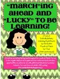 https://www.teacherspayteachers.com/Product/March-and-St-Patricks-Day-Unit-121063