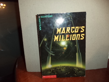 Marco's Millions  ISBN 0-439-45462-X