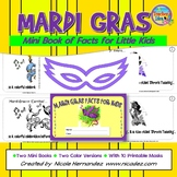 Mardi Gras Mini Book