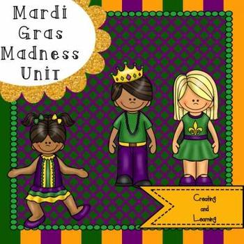 Mardi Gras Madness: A Mini History Unit