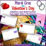 Mardi Gras and Valentine's Day
