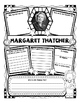 Margaret Thatcher Research Organizers for Women's History Month