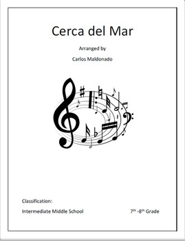 Mariachi: Cerca del Mar-Intermediate Bundle