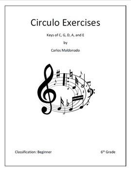 Mariachi: Circulo Exercises