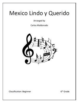 Mariachi: Mexico Lindo Y Querido-Beginner