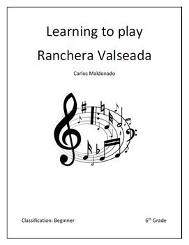Mariachi: Ranchera Valseada Preparation-Primera, Segunda,