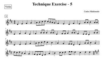 Mariachi: Technique No. 5 Bundle