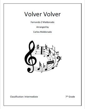Mariachi: Volver Volver-Intermediate Bundle