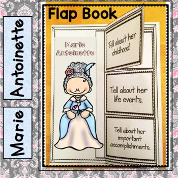 Marie Antoinette Writing