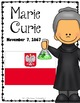 Marie Curie: Biography Research Bundle {Report, Trifold, & MORE!}