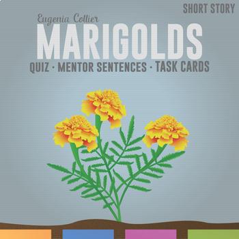 Marigolds by Eugenia W. Collier quiz