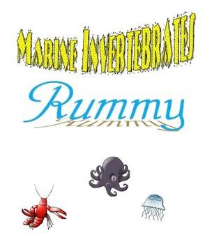 Marine Invertebrates Rummy