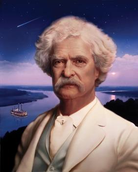 Mark Twain - Fun Crossword Puzzle