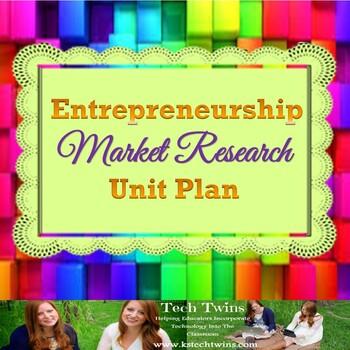 Market Research- Entrepreneurship Unit 5