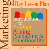 Marketing 4 Day Lesson Plan > Intro 2 Product Pricing, Pac