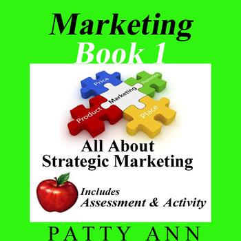 Marketing Book 1 > All About Strategic Marketing + Activit
