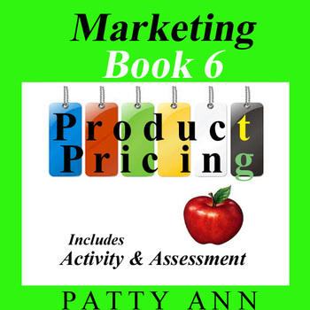 Marketing Book 6 > Product Pricing + Fun Learning Activity