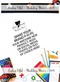 Marketing Maven SCHOOL BRIGHTS SINGLE IMAGE 1 (Vertical)