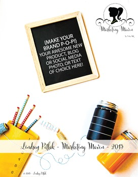 Marketing Maven VINTAGE SCHOOL HOUSE SINGLE IMAGE 3 (Vertical)